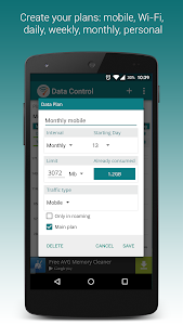 Data Control v1.12