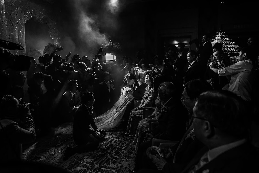 Wedding photographer Chanarthip Cheingthong (tonnamlamtan). Photo of 11.04.2017