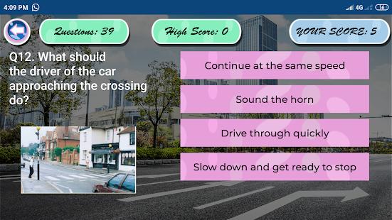英國駕駛理論考試