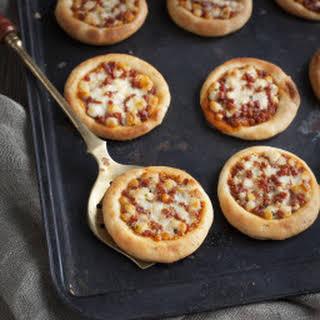 Mini Party Pizzas.