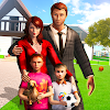 Virtual Mom : Happy Family Games
