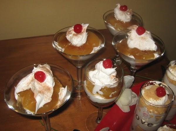 Apple Pie In A Martini Glass Recipe