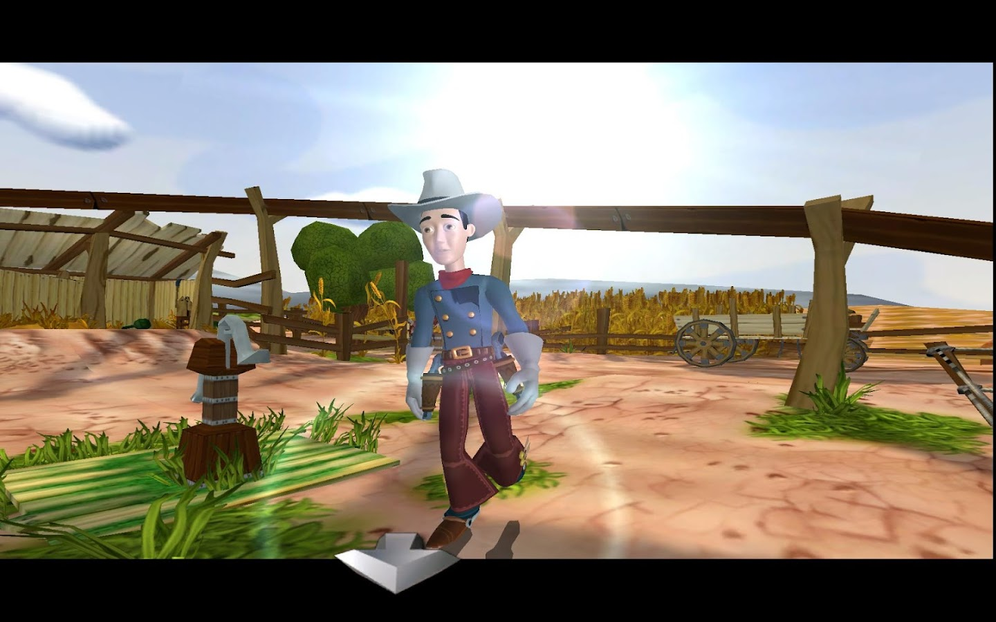 Fenimore Fillmore: The Westerner- screenshot