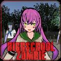 Highschool Girls Battle of Zombie icon