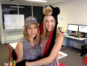 Photo: Woah woah woah...geek hat Friday? Ok, just this once!