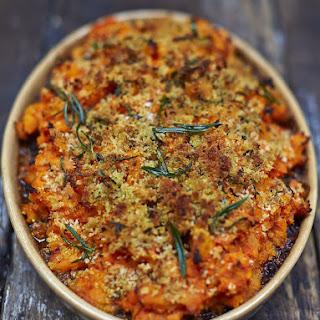 Vegan shepherd's pie - Jamie Oliver.