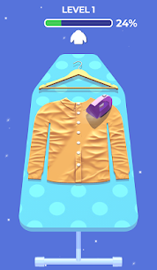 Perfect Ironing Mod Apk 1.1.8 [No Ads + Unlimited Money] 1