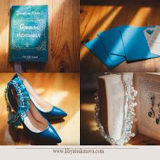 Wedding photographer Liliya Cukanova (lilitsukanova). Photo of 03.10.2015