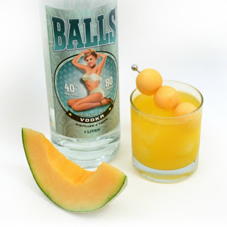The Melon Ball Cocktail.