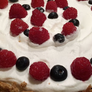 Mouthwatering Mascarpone Cheesecake.