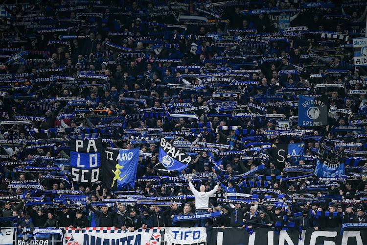 L'Atalanta Bergame adresse un message à ses supporters avant le match contre le Real Madrid