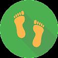 iWalkToo:Walk Tracker & Pedometer Walking Distance icon