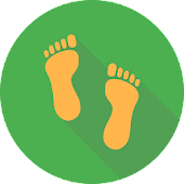 iWalkToo:Walk Tracker & Pedometer Walking Distance