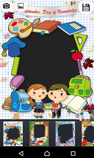 學校相框|玩攝影App免費|玩APPs