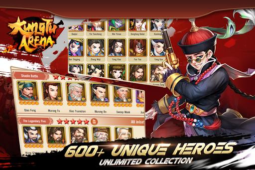 Kungfu Arena - Legends Reborn 1.0.6 gameplay | by HackJr.Pw 6