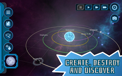 Pocket Universe Sandbox Free