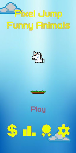 Télécharger Pixel Jump: Funny Animals APK MOD (Astuce) screenshots 1