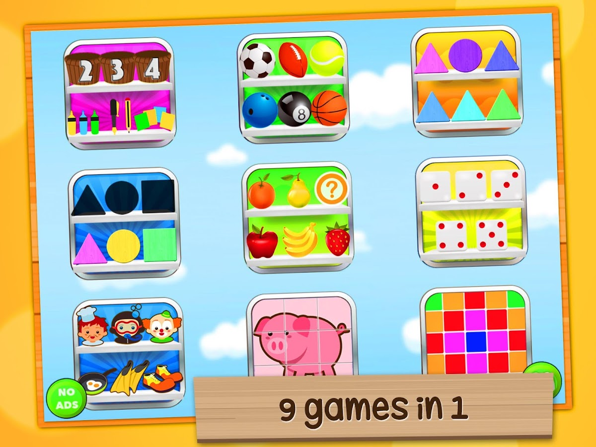 Toddler & Baby Games- screenshot