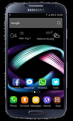Launcher xiaomi Redmi Note 5 Theme 1.0.0 app download 1