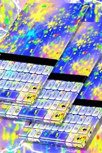 Osvěžující klávesnice - náhled