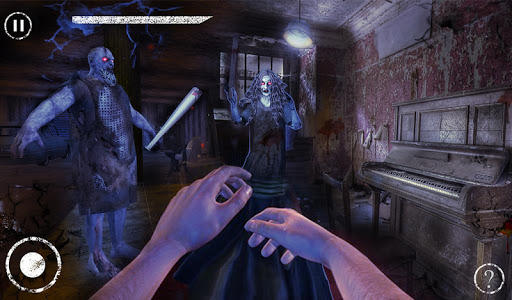Haunted House Escape - Granny Ghost Games filehippodl screenshot 11