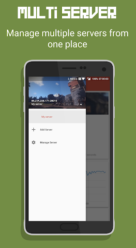 Screenshot for RustControl | Rust RCON app in United States Play Store