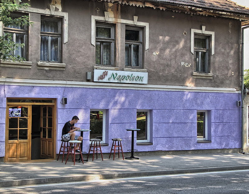 Balkan's Caffè di annalisa._absolute_beginner