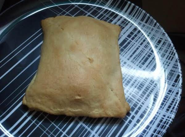 Homemade Pasty Pocket Recipe