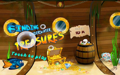 Finding Underwater Treasures screenshot 6