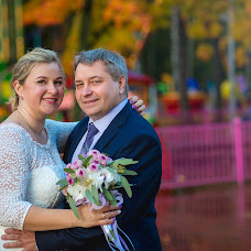 Wedding photographer Anastasiya Barashova (Barashova). Photo of 13.10.2017