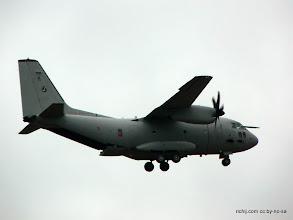 Photo: Italian Air Force C-27J Spartan