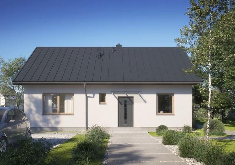 Projekt domu N17-BG