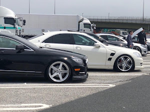 CLSクラス (クーペ)  CLS350のカスタム事例画像 K.L.S.  specialists☆さんの2019年04月23日15:02の投稿