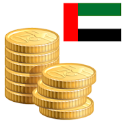 Coins from United Arab Emirates
