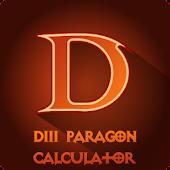Paragon Calculator Diablo 3
