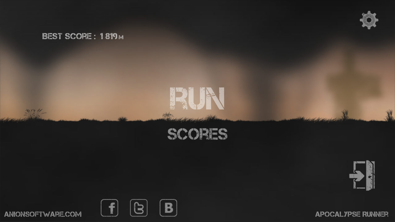Apocalypse Runner Free- screenshot