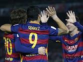 FC Barcelona haalt het van 9-koppig Atlético Madrid, waar Yannick Carrasco 90 minuten speelt