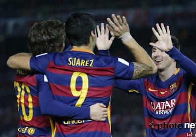 Liga : la MSN impressionne encore et corrige le Celta Vigo (vidéo)