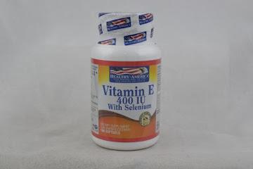 Solo Online Vitamina E With Seleni   400 Iu Frasco x 100 Und