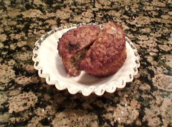 Banana Oat Muffins Recipe