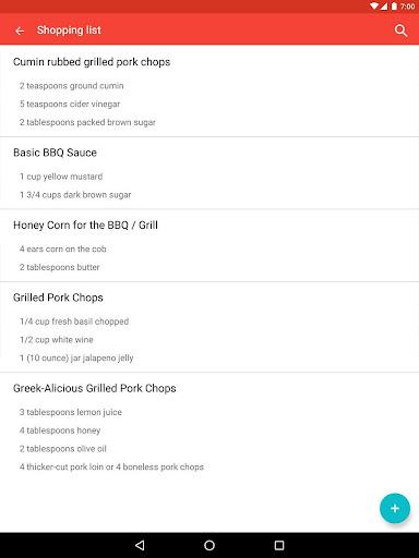 免費下載娛樂APP|無料のバーベキューグリルのレシピ app開箱文|APP開箱王