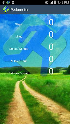 Pedometer screenshot 10