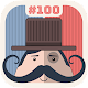 Mr. Mustachio : #100 Rounds (game)