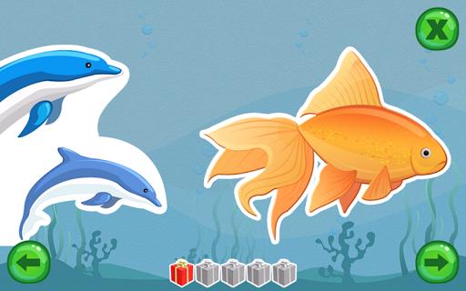 魚 パズル