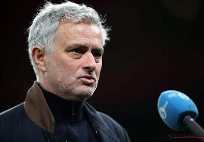 Europese wedstrijd eist zijn tol: eerste puntenverlies voor José Mourinho en AS Roma