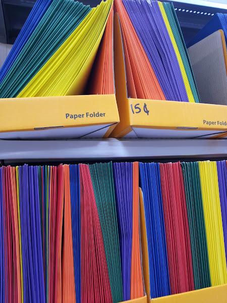 Photo: .15 folders, gotta stock up!