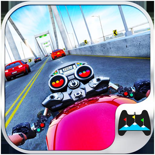 Speed Moto Rider 3D