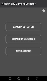 Hidden Camera Detector - Cam Finder Screenshot