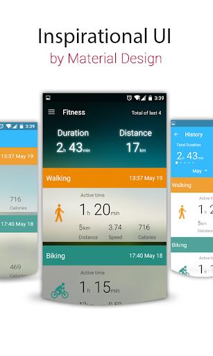 健身追踪器 - 健康教練