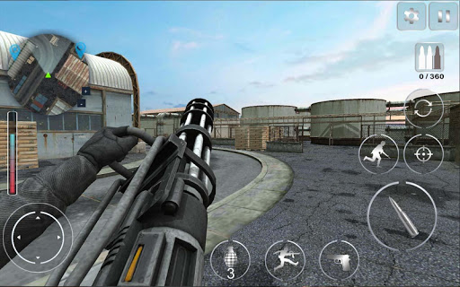 Call Of Modern Warfare : Secret Agent FPS 1.0.8 screenshots 2